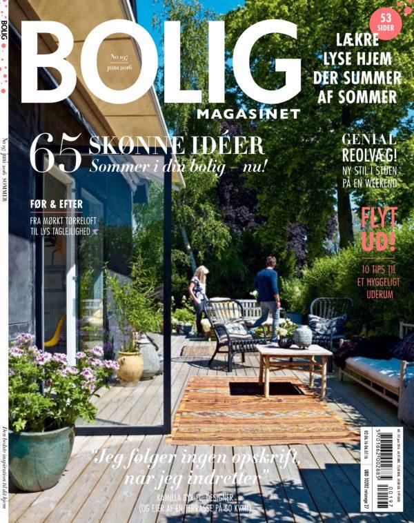 Boligmagasinet juni 2016