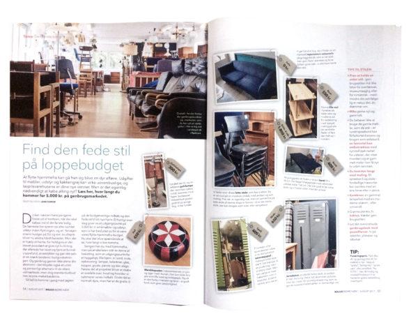 Artikler for Bedre Hjem (Bolius.dk)