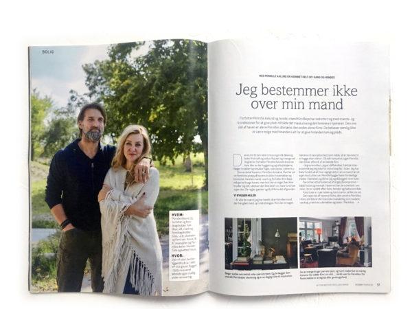 Pernille Aalunds bolig, Femina